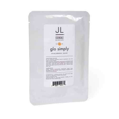 JL - Glo Simply Hyaluronic Mask