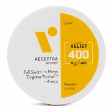 Receptra - Serious Relief + Arnica Targeted Topical - 400mg - 1.25oz