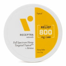 Receptra - Serious Relief + Arnica Targeted Topical - 800mg - 2.5oz